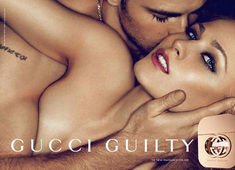 Evan Rachel Wood: Gucci Guilty 2010 Fragrance Ad Campaign | FashionMag.us