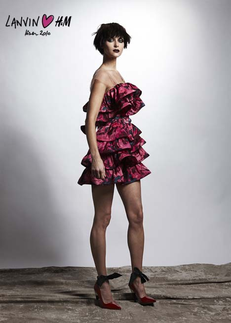 Lanvin Haute Couture H&M Collection For UNICEF