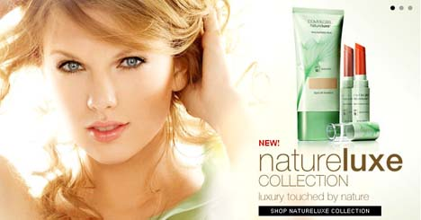 Cover Girl Taylor Swift on Taylor Swift   S First Covergirl Ad Revealed Taylor Swift Covergirl