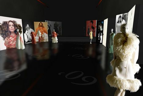 Valentino's virtual 3D Museum Opens Its Doors
