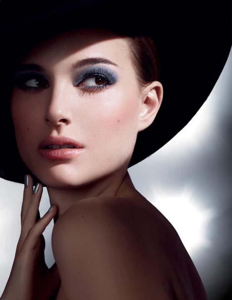 Black Swan    star Natalie Portman looks flawless in the latest Dior